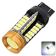2PCS 12V T20 50W Can-bus 3528 48SMD LED Car LED Brake Lamp Car Tail Lamp