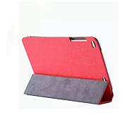 "For Huawei Honor Note T1 - A21W  Case Luxury Silk Leather Case Cover For Huawei honor T1 - A21W 9.6"" Tablet Cover Case"
