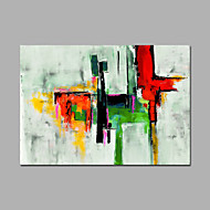 tamaño 90x60cm arte pintura abstracta lona fina técnica de pintura al óleo acrílico con camilla