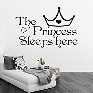 Animais / Desenho Animado / Romance / Vida Imóvel / Moda / Feriado / Formas / Vintage / Pessoas / Fantasia / Lazer Wall Stickers