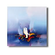 Hånd-malede Kendt / Landskab / Still LifeMiddelhavet / Parfumeret / Europæisk Stil / Moderne / Klassisk / Traditionel / Realism Et Panel