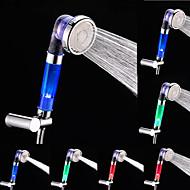 ברז למקלחת-עכשווי-LED-פלסטיק ABS סוג א'(צביעה)