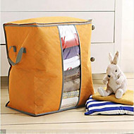 High Quality 2016 New Arrival Storage Boxes Portable Boite de Rangement Organizer Non Woven Clothing Storage Box