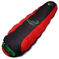 Sacco a pelo A mummia Singolo +10 Cotone cavoX80 Caccia Escursionismo Pesca Campeggio Viaggi All'apertoTenere al caldo Antiumidità Ben