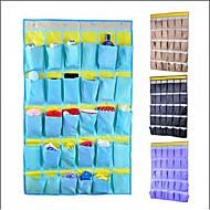 Vaatekaapin järjestäjät / Säilytyslaukut Tekstiili kanssaOminaisuus on Avoin , Varten Korut / Kravaatit