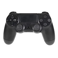 dispositivo de juego gamepad con cable para PS4 (color negro, fábrica OEM)