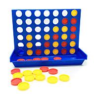 børns uddannelsesmæssige legetøj fire skak forbinde fire Gobang forældre-barn interaktivt baord spil
