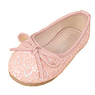 Girls' Shoes Dress Casual Comfort Round Toe Leather Flats More Colors Available