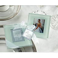 Forever Photo Glass Coasters
