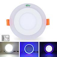 9W Stropní světla 20 SMD 2835 900 lm Přirozená bílá / Modrá Stmívací / Ozdobné AC 85-265 V 1 ks