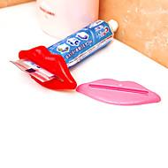 dentífrico distribuidor multi-purpose squeezer parceiro pasta de dentes cor aleatória