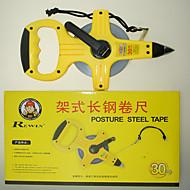 rewin® verktøy holdning stål bånd abs materiale 30m