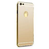 iPhoneの6S用ミラーアルミケース6プラス