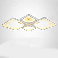 12W 플러쉬 마운트 ,  글로브 페인팅 특색 for LED 금속 거실 / 침실 / 주방 / 학습 방 / 사무실 / 키즈 룸 / 현관 / 차고