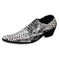 Men's Shoes Amir Limited Edition Oriental Temperament Cosplay Nightclub/Party & Evening Leather Oxfords