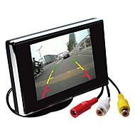 3,5 tommers TFT-LCD bilen ryggekamera hd med stativ reversere backup kamera av høy kvalitet