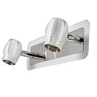 LED Modern Chrome Wall Lights/Bathroom Lights With 2 Lights 6W (AC100-240V)