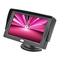 tv 4.3 inç TFT-LCD araba dikiz monitör