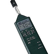 tes tes-1360a groen voor thermometer