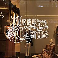 Botanical / Natale / Parole e citazioni / Romanticismo / Fashion / Vacanze Adesivi murali Adesivi aereo da parete,vinyl 28*43cm