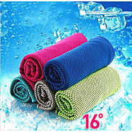 Handtuch Kühlung - reduziert Körpertemperatur und hilft, die Sommerhitze zu schlagen - das für Camping, Wandern perfekt