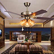 MAISHANG®Traditional/Classic Metal Ceiling FansLiving Room