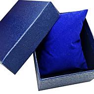 Reljefni kožna narukvica sat box