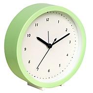 relógio mudo cute digital multi-funcional de alarme (cor aleatória)