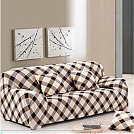 Braun / Grün / Weiß-N / A-Chair Cover: 90-140cm; Loveseat:145-185cm; Sofa Cover:190-230cm