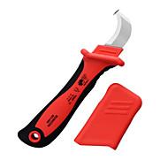 rubicon® 200mm rev-K8 (ישר) כלי יד חומרת סכין הפשטת מרפק מבודד כבל