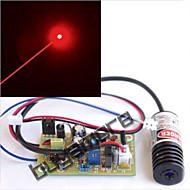 100mw industriale 650nm 655nm 660nm laser rosso a diodo modulo con conducente