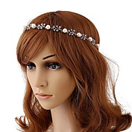 Fashion Pearl Branches Hair Band  Decoration