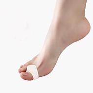 soins des pieds chaussures de gel silicone hallux valgus orthèse de séparation des orteils gardent semelles pad& accessoires pour