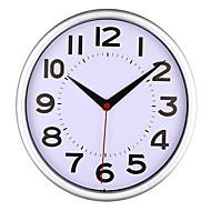 Kulatý Módní a moderní Nástěnné hodiny,Ostatní Umělá hmota 22.5x22.5x3.8cm
