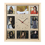 Andre Moderne / Nutidig Wall Clock,Andre Tre 53*53*11