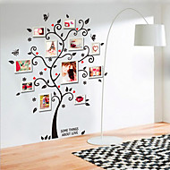 DIY New Love Tree Wall Stickers Plane Wall Stickers For Home Decor PVC