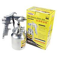 rewin® gereedschap pneumatische verfspuit lagere pot spuitpistool (PQ-2)