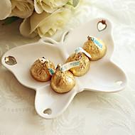 Geschenkboxen / Süßigkeiten Gläser und Flaschen / Geschenk Schachteln(Weiß,Keramik) -Nicht personalisiert-Hochzeit / Jubliläum /
