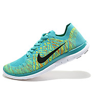 Nike Free RN Flyknit 4.0 II Women's Running Shoe Athletic Sneakers Trainer Shoes Cyan Orange Red Green Blue Gray Brown