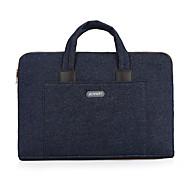 fopati® 15inch ordinateur portable cas / sac / manche pour lenovo / mac / samsung noir / bleu / gris