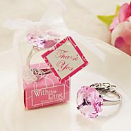 Ej personlig-Nyckelband(Rosa) - medBeach Theme / Garden Theme / Asian Theme / Floral Theme / Butterfly Theme / Classic Theme / Fairytale