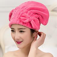 Multicolor Hair Towel Turban Wrap Microfiber