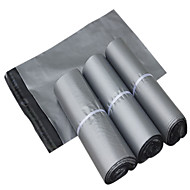 Silver thickened paper bag express package (17*30CM, 100/ package)
