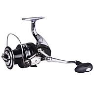 Carretes para pesca spinning 4.9:1 13 Rodamientos de bolas IntercambiablePesca de Mar / Pesca al spinning / Pesca jigging / Otros / Pesca