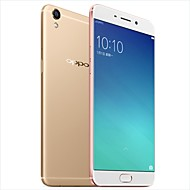 "OPPO R9 5.5 "" Android 5.1 4G Smartphone (Dual - SIM Octa Core 16MP 4GB + 64 GB Gold)"