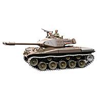 constante draak afstandsbediening tank 1/16 wark bulldog M41A3 metalen rook op 3839-1 elektrisch speelgoed tanks