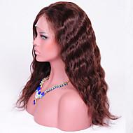 130 densità dei capelli umani parrucche piene del merletto onda glueless parrucche piene del merletto per le donne di colore parrucca del