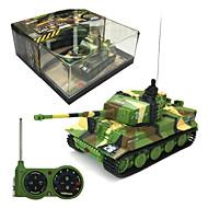 8-kanaals mini kleine afstandsbediening opladen tanks crawler rijden remote off-road voertuigen buiten speelgoed groothandel