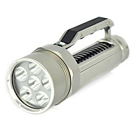 8500Lm 6x XM-L2 LED Scuba Diving 2X 26650 Flashlight Torch Light Underwater 200M