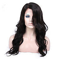 8A Remy human hair 8-26inches Natural Body Wave full or lace front  Celebrity Style Wigs for Women